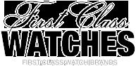 First Class Watches