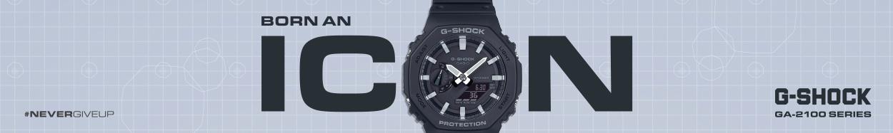 Casio G-Shock Banner