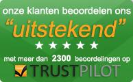 Financiering verkrijgbaar bij Pay4Later en afforditNow (bestellingen hoger dan £100)