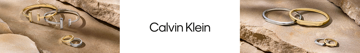Calvin Klein Jewellery Banner