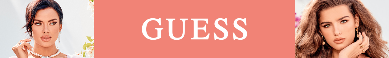 Guess Jewellery Banner