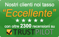 Finanziamenti disponibili con Pay4Later e afforditNow (ordini superiori a £100)