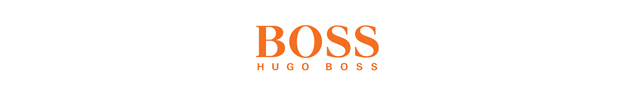 Hugo Boss Orange Banner