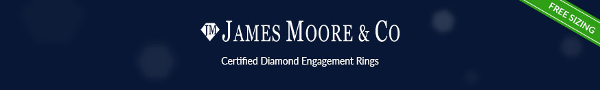 Certified Diamond Engagement Rings Banner