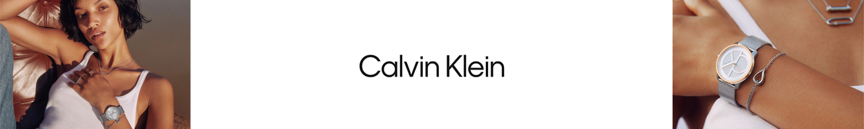 Calvin Klein Banner