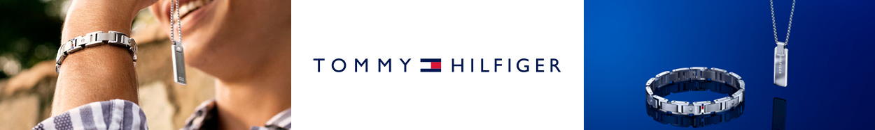 Tommy Hilfiger Jewellery Banner