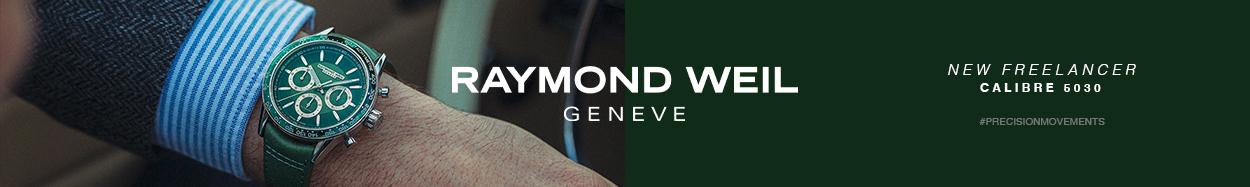 Raymond Weil Banner