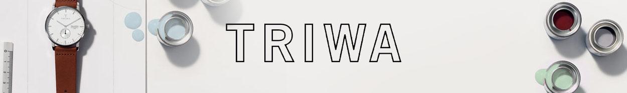 Triwa Banner