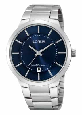 Lorus Gent's Stainless Steel Dress Watch RS935BX9