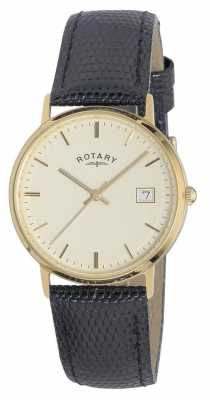 Rotary Mens 18ct Gold GS11876/03