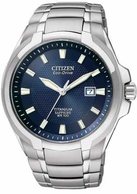 Citizen Mens Titanium BM7170-53L