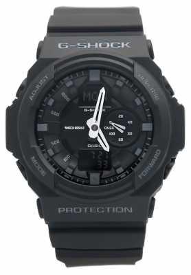Casio Mens G-Shock Black Chronograph GA-150-1AER