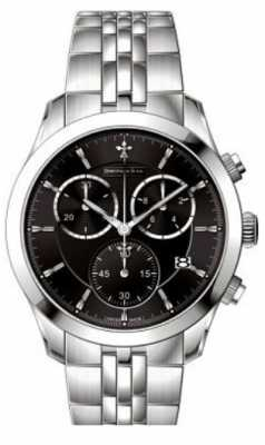 Dreyfuss Mens Black Dial Chronograph Watch DGB00062/04