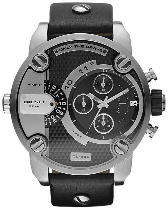 diesel mens chronograph multifunction watch dz7256 diesel dz7256