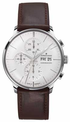 Junghans Meister Chronoscope (English Date) 027/4120.01