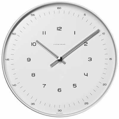 Junghans max bill 22cm Wall Clock Quartz 367/6048.00