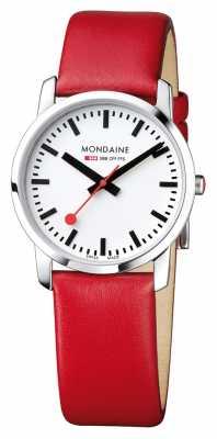 Mondaine Simply Elegant Womens A400.30351.11SBC