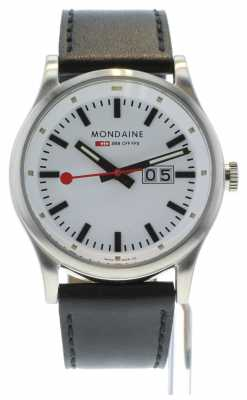 Mondaine Mens Sport Railways Watch A669.30308.16SBB