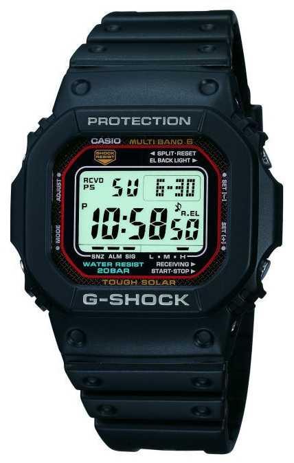 casio mens g shock digital alarm watch gw m5610 1er. Black Bedroom Furniture Sets. Home Design Ideas