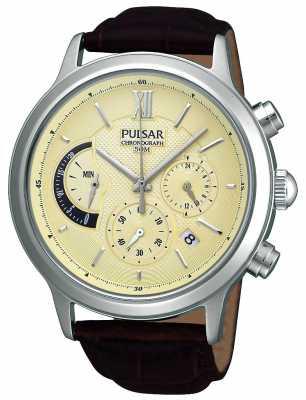Pulsar Gent's Chronograph Watch PU6007X1