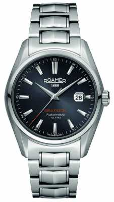 Roamer Mens Searock Watch 210633415520