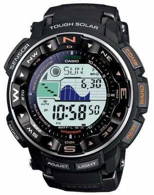 Casio Gent's Pro-Trek Radio Controlled Watch PRW-2500-1ER