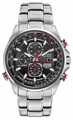 Citizen Gent's Red Arrows A-T D9 Chronograph Eco-Drive Watch AT8060-50E
