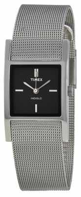 Timex Womens' Indiglo Mesh Strap Watch T2J911