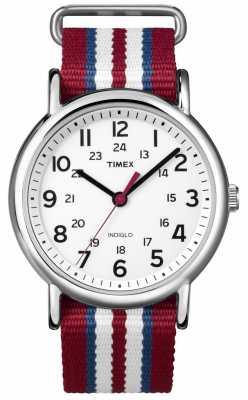 Timex Unisex Indiglo Weekender Watch T2N746