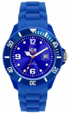 Ice-Watch Unisex Sili - Blue Watch SI.BE.U.S