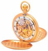 Woodford Twin Lid Pocket Watch 1014