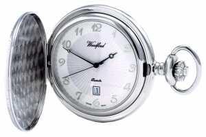Woodford Full Hunter Pocket Watch 1215