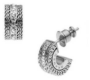 Skagen Ladies Silver Earrings SKJ0111040