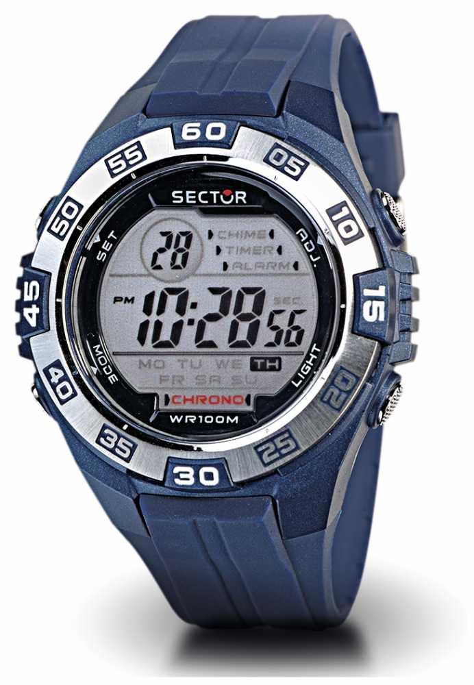 sector digital silver r3251372315
