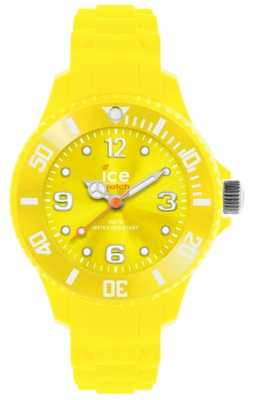 Ice-Watch Children's Forever Sili Yellow SI.YW.M.S