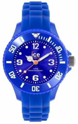 Ice-Watch Children's Forever Silicone Blue SI.BE.M.S