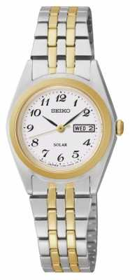 Seiko Womens day/date Watch SUT116P9