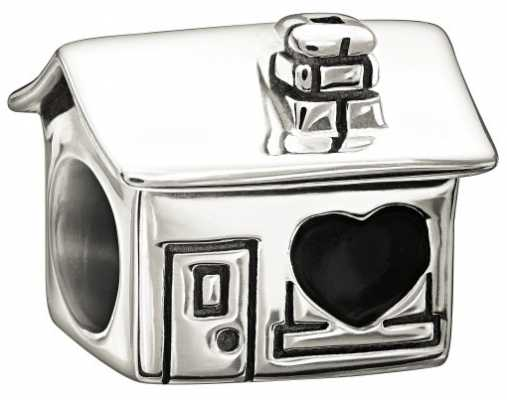 Chamilia Sterling Silver - Home is Where the Heart is 2010-3106