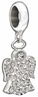 Chamilia Sterling Silver w Stone - Angel - Crystal Swarovski 2025-1011