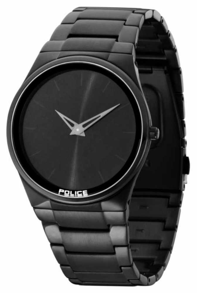 police mens horizon black watch 12744jsb 02m