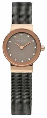 Skagen Freja Ladies Metal Bracelet Watch 358XSRM