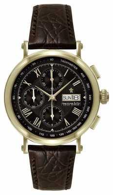 Dreyfuss Valjoux Automatic Chronograph DGS00051/16