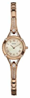 Guess Womens' Angelic Rose Gold Watch W0135L3