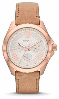 Fossil Womens' Cecile Rose Gold Watch AM4532