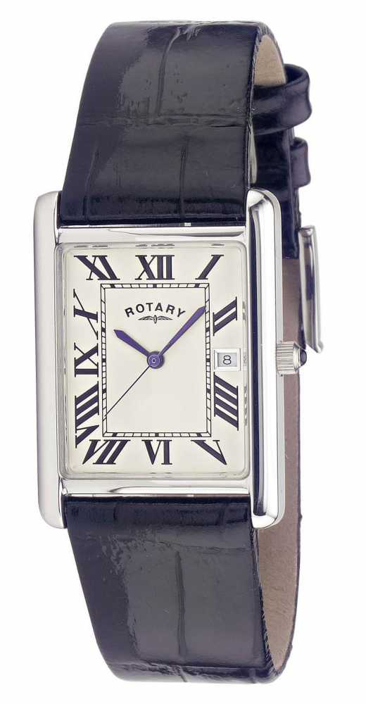 rotary mens strap watch gs21222 01 first class watches rotary gs21222 01