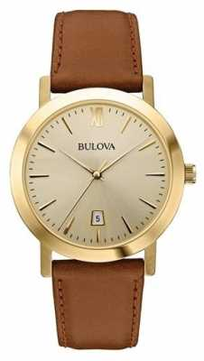 Bulova Men's Classic Dress Watch 97B135