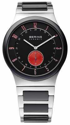 Bering Mens Ultra-Slim Radio-Controlled Watch 51940-729-UK