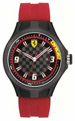Scuderia Ferrari Pit Crew Mens Watch 0830002