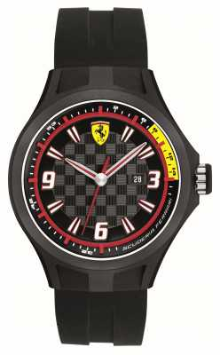 Scuderia Ferrari Gents Pit Crew Date Display Watch 0830005