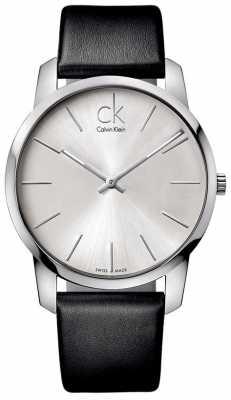 Calvin Klein Mens City watch K2G211C6